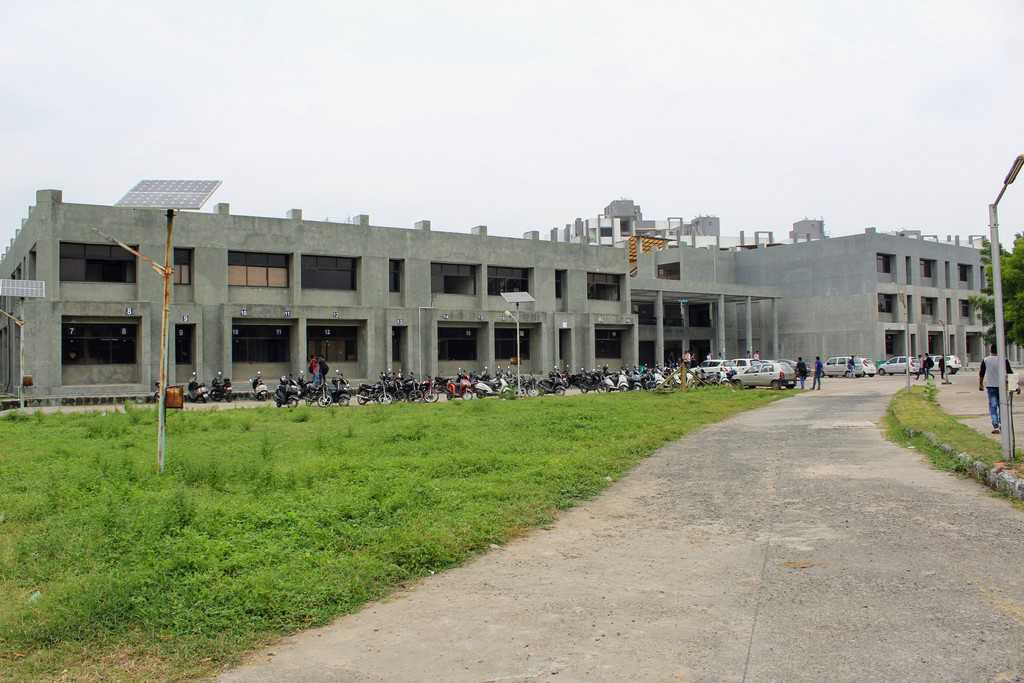 Vishwakarma Government Engineering College